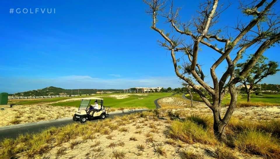Ảnh thực tế Sân Golf 27 hố KN Paradise Cam Ranh Bãi Dài 6