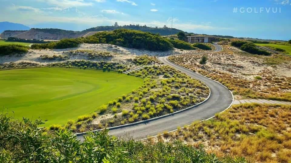 Ảnh thực tế Sân Golf 27 hố KN Paradise Cam Ranh Bãi Dài 8