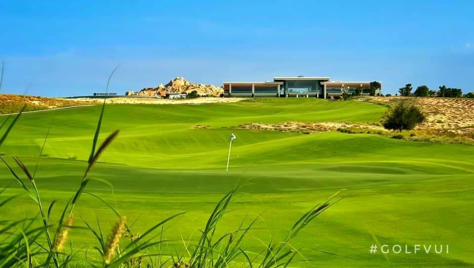 Ảnh thực tế Sân Golf 27 hố KN Paradise Cam Ranh Bãi Dài 9
