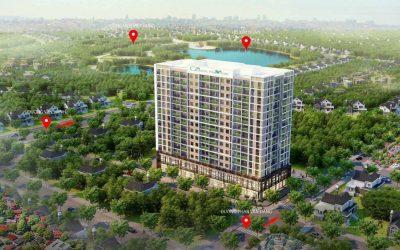 Phương Đông Green Home CT8C Việt Hưng Long Biên