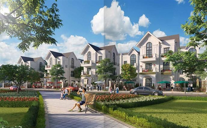 Biệt thự Vinhomes Dream City Hưng Yên