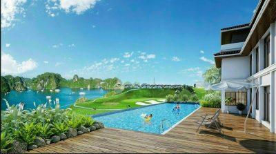 Biệt thự FLC Grand Villa Hạ Long – Biệt thự Đồi view 360 độ Vịnh di sản