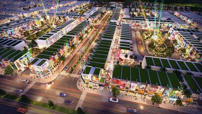 Dự án HUD Mê Linh Central Thanh Lâm Đại Thịnh 2 Liền kề Biệt thự Chung cư